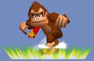 Donkey Kong Spinning Kong SSB