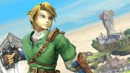 SSB4-Wii U Congratulations Link Classic