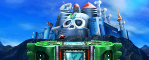 SSB4-Wily Castle Select Screen 001