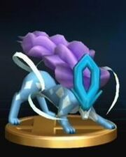 Suicune Trophy