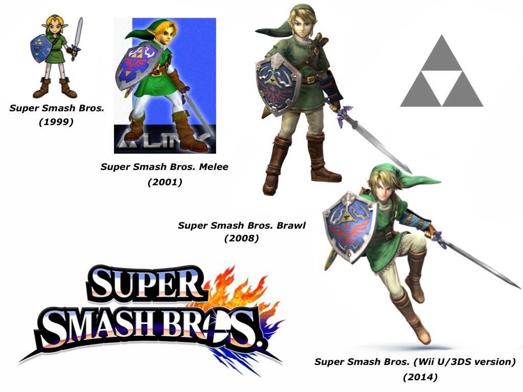Ssb Link Link  Super Smash Bros