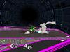 Link Down smash SSBM