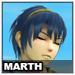 Marth Icon SSBWU