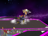 Captain Falcon Up throw SSBM