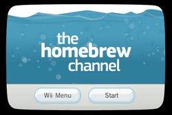 Homebrew channel logo