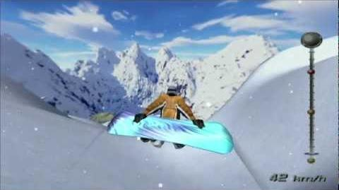 SSX - Untracked
