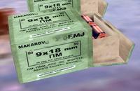 Build 1844 9x18mm ammobox