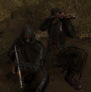 Trench Coat Bandits