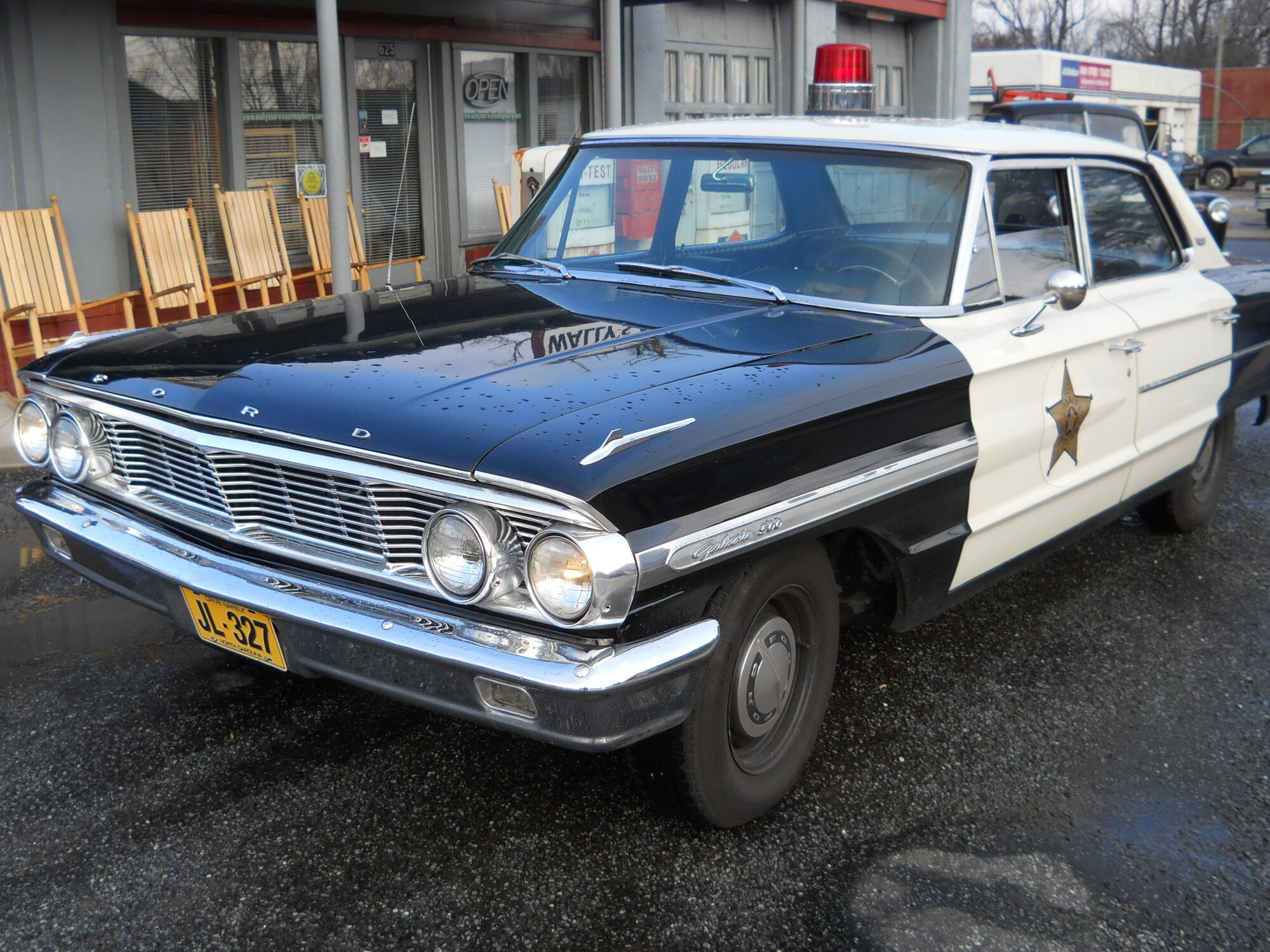The Andy Griffith Show Squad Car   Star cars Wiki   Fandom ...