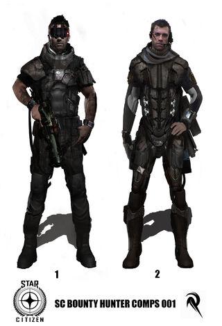 Bounty Hunter Concepts 001 RM