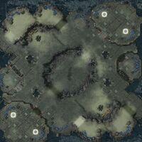 LunarColonyV SC2 Map1