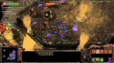 Starcraft 2 Infested Brutal Achievements HOTS Campaign Skygeirr 1