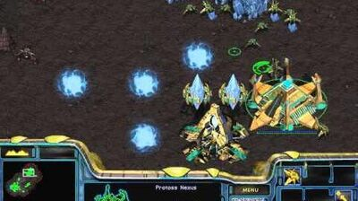 Starcraft Original Protoss - Campaign Mission 5 Choosing Sides Walkthough Lets Play