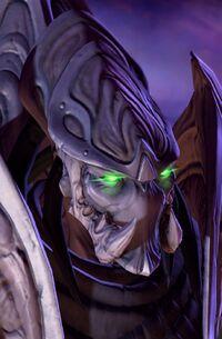 DarkTemplar SC2 Head1