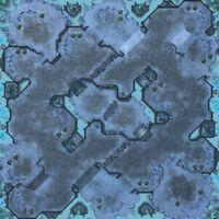 FrozenTemple SC2 Map1
