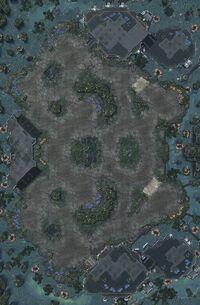 VanniResearchStation SC2 Map1