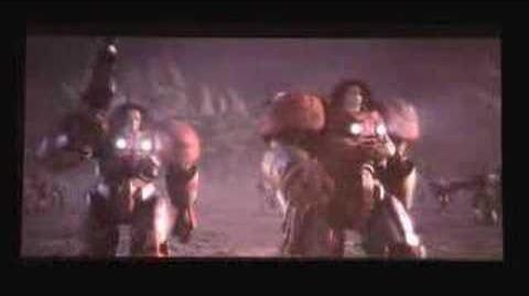 StarCraft Ghost Trailer