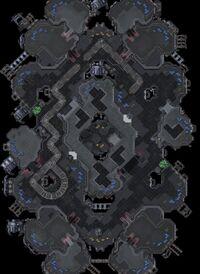 ResupplyTanker SC2 Map1