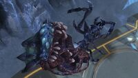 Nafash Corpse Harvest of Screams SC2-HotS