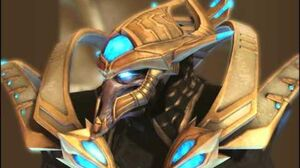 StarCraft 2 - Artanis Quotes