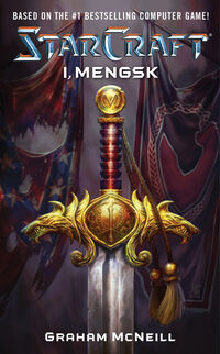 IMengsk Nov Cover 1