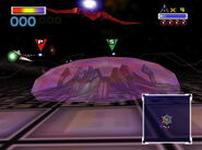 Star Fox 64 Bolse Fighter