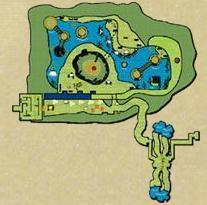 LightFoot Village Map
