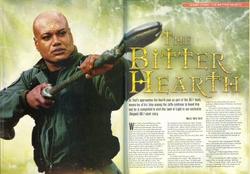 Stargate SG-1 The Bitter Hearth