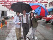 Cast in Rain