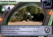Conduct Repairs