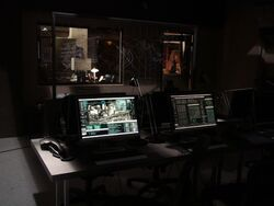Homeworld Command Command Center
