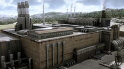 Langaran Stargate Facility