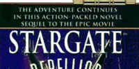 Stargate: Rebellion (audiobook)
