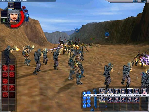 Starship Troopers Terran Ascendancy Starship Troopers