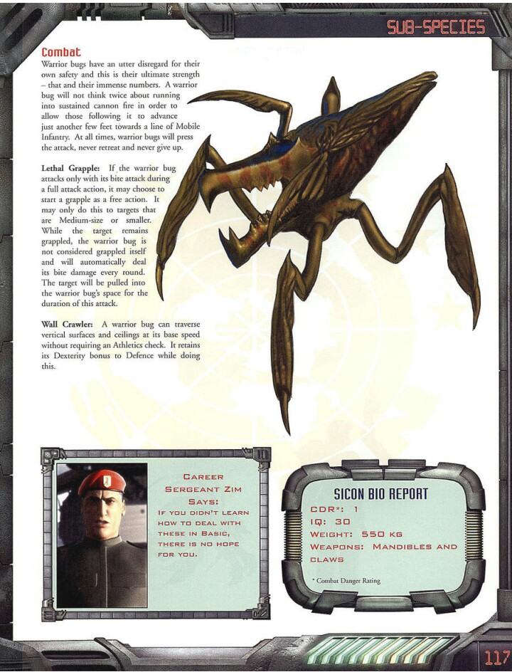 Starship Troopers Ships Wiki