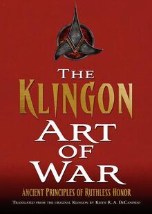 Klingon Art of War
