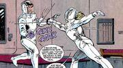 Fencing DC Comics