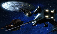 Narada Remans and the Enterprise
