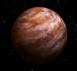 Planet Janus VI