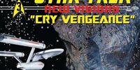 Cry Vengeance (TOS comic)