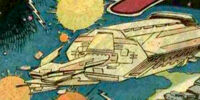 Unnamed Orion starships