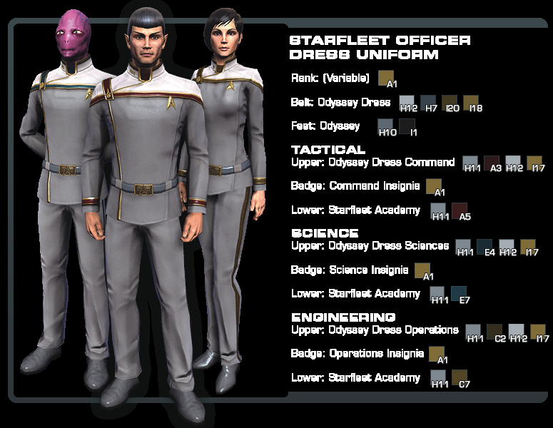Starfleet Academy Uniform 49