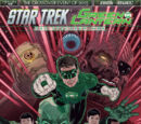 The Spectrum War, Issue 1