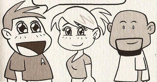 File:The Trek Life Manga.jpg