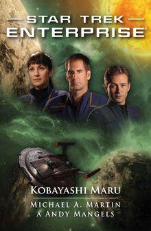 Kobayashi Maru Czech cover