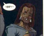 Trelar's mother