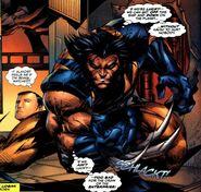 Wolverine unmasked