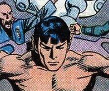 Xon DC Comics