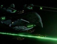 Battle of Omarion fleet attack