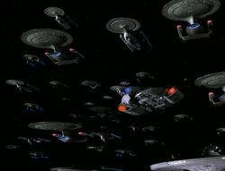 Defiant fleet